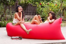 Load image into Gallery viewer, Fatboy Lamzac the Original Inflatable Lounger 2.0 - Share with a Friend