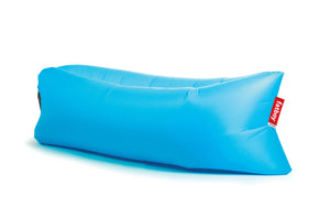 Fatboy Lamzac the Original Inflatable Lounger - Aqua Blue