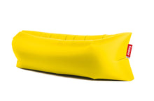 Load image into Gallery viewer, Fatboy Lamzac the Original Inflatable Lounger - Yellow