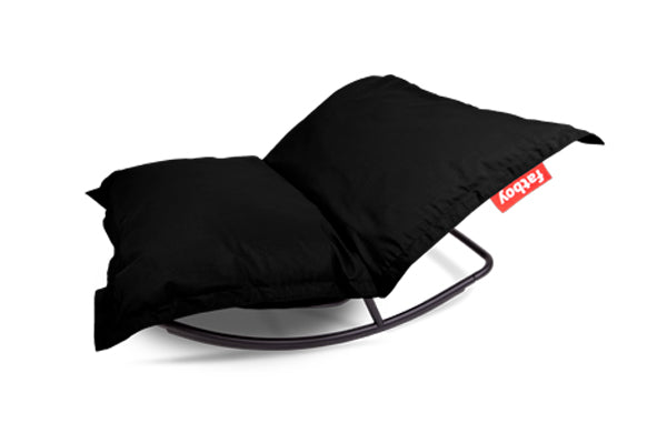 Fatboy Original Slim Outdoor Bean Bag Rocker - Black