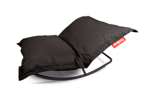 Fatboy Original Slim Outdoor Bean Bag Rocker - Charcoal