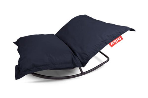 Fatboy Original Outdoor Bean Bag Rocker - Navy Blue