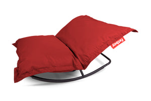 Fatboy Original Slim Outdoor Bean Bag Rocker - Red