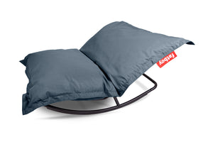 Fatboy Original Slim Outdoor Bean Bag Rocker - Steel Blue