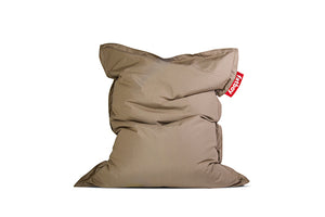 Fatboy Original Slim Outdoor Bean Bag Chair - Sandy Taupe