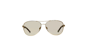 Fatboy Piloot Sunglasses - Gold Front