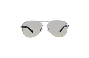Fatboy Piloot Sunglasses - Silver Front