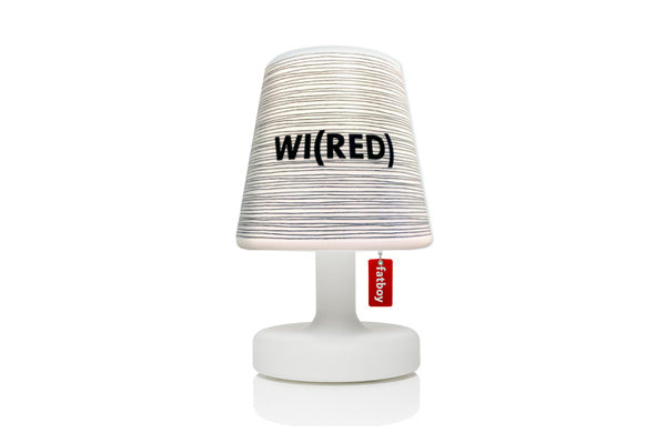Fatboy Edison the Petit Lamp with WI(RED) Cooper Cappie