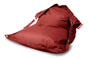 Fatboy Buggle-Up Outdoor Bean Bag Lounge Chair - Red