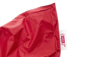 Fatboy (FATBOY) RED Original Bean Bag Chair Label
