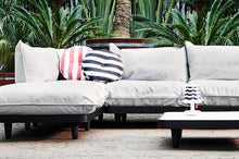 Load image into Gallery viewer, Fatboy Circle Outdoor Pillow on Paletti Outdoor Sectional