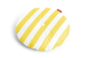 Fatboy Circle Outdoor Pillow - Yellow Stripe