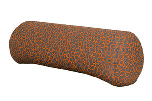 Fatboy King Rolster Outdoor Pillow - Orange Circles