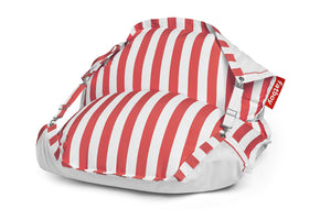Fatboy Original Floatzac Floating Bean Bag Chair - Red Stripe