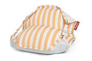 Fatboy Original Floatzac Floating Bean Bag Chair - Yellow Stripe