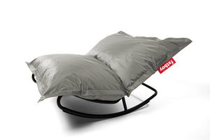 Fatboy Original Bean Bag Rocker - Silver