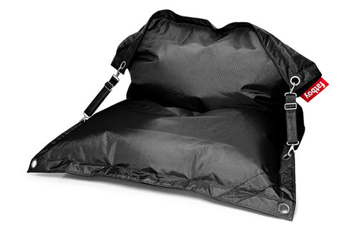 Fatboy Buggle-Up Bean Bag Lounge Chair - Black