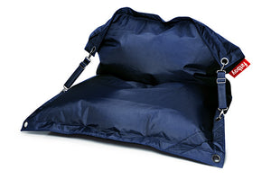 Fatboy Buggle-Up Bean Bag Lounge Chair - Dark Blue