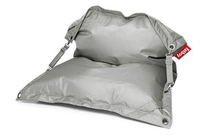 Fatboy Buggle-Up Bean Bag Lounge Chair - Light Grey