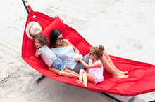 Load image into Gallery viewer, Fatboy Headdemock Hammock at the Beach