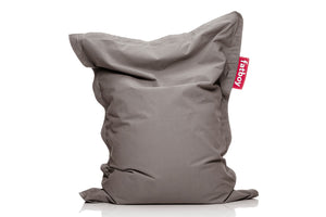 Fatboy Junior Stonewashed Bean Bag Chair - Taupe