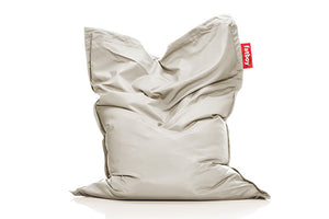 Fatboy Original Outdoor Bean Bag Chair - Light Grey