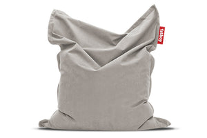 Fatboy Original Stonewashed Bean Bag - Silver Grey