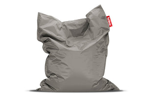 Fatboy Original Bean Bag Chair - Silver