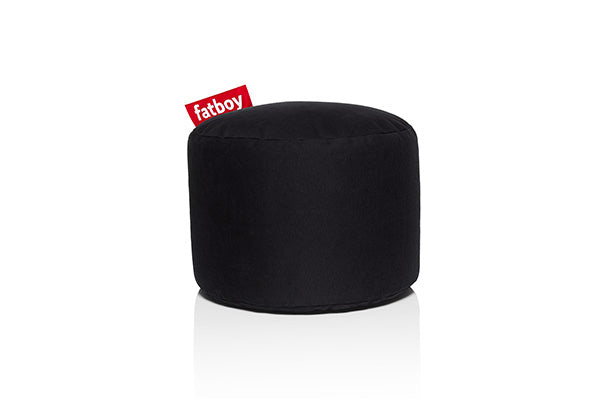 Fatboy Point Stonewashed Ottoman - Black