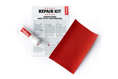 Fatboy Bean Bag Repair Kit - Red