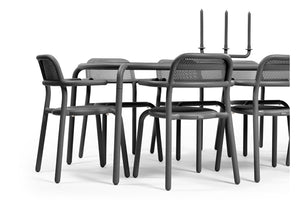 Fatboy Toní Tablo Dining Table - Closeup