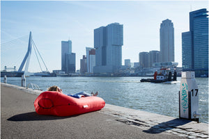Fatboy Lamzac L Inflatable Lounge - By the Water