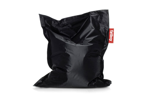 Fatboy Original Slim Bean Bag Chair - Black