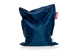 Fatboy Original Slim Bean Bag Chair - Blue