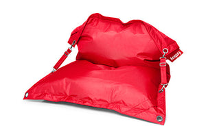 Fatboy Buggle-Up Bean Bag Lounge Chair - Red