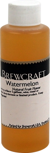 Natural Fruit Flavor, Watermelon - 4 oz