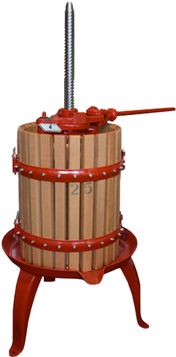 Fruit Press, #20, 8X 14 Basket