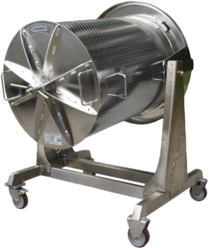 Water Press Brewcraft 250 lt with TILT Frm Stainless Steel