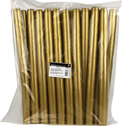 Thermoseal Hoods, Gold (1000 Pack)