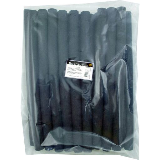 Thermoseal Hoods, Black (1000 Pack)