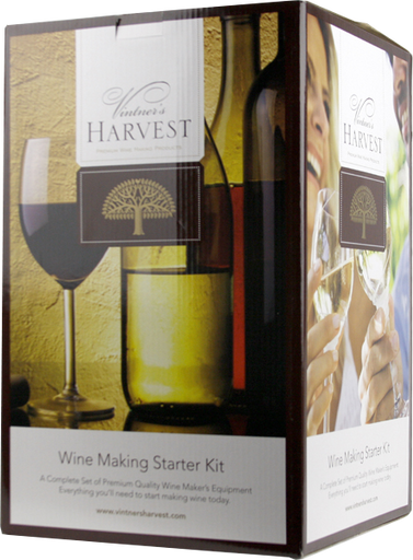Vintners Harvest Wine Starter Kit