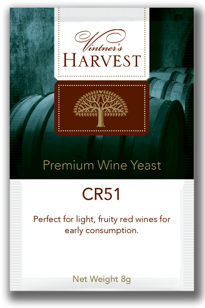Vintner's Harvest Yeast - CR51