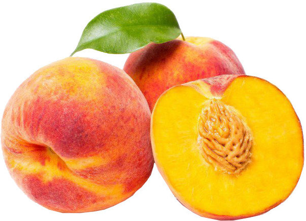 Aseptic Peach Puree, 42 lb