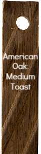 WineStix American Oak: Medium Toast Carboy Retail 2-pks