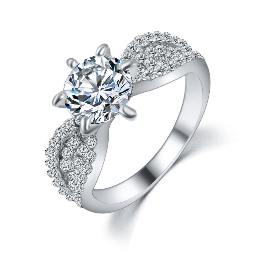 Halo Engagement Ring 26