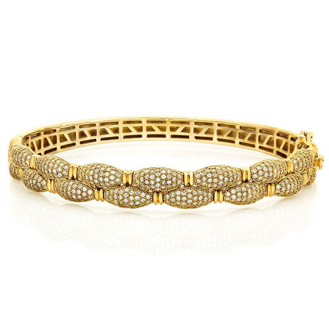 Rows of Radiance Bracelet