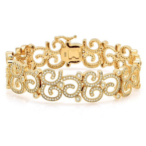 Golden Transitions Bracelet