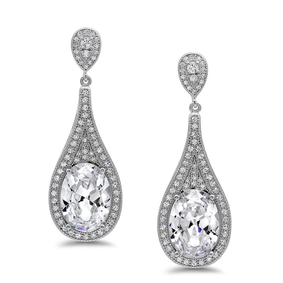 The Classic Tear Drop Earrings