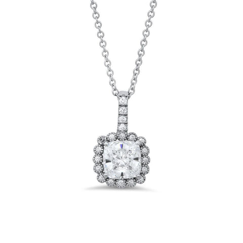 The Look Around Cubic Zirconia Pendant