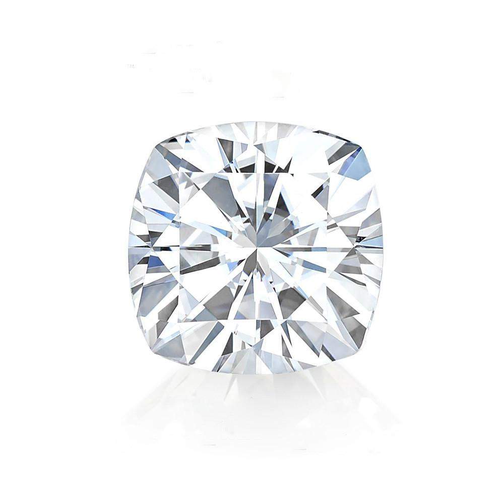 Forever Brilliant® Cushion Shaped Moissanite